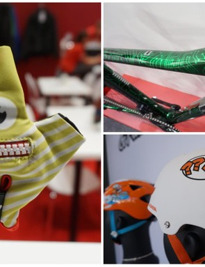 Here's a look at the weird and wonderful things we saw at Eurobike 2018