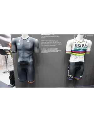 The Bomber Suit 111 is the one-piece race suit that Peter Sagan races in
