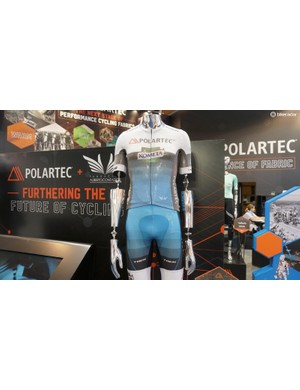 PolarTec is primarily a fabric supplier to everyone from sports brands to the U.S. military, but it recently began sponsoring a cycling team with its own clothing
