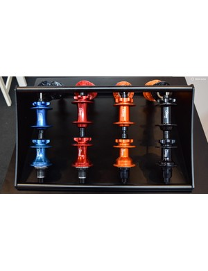 You want colourful hubs made in France? Aivee has you covered