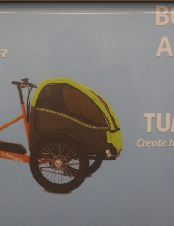 Is this the best name for a kid-toting bike?