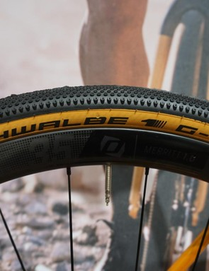 Schwalbe's road, gravel and city tires now come in a tan-sidewall option