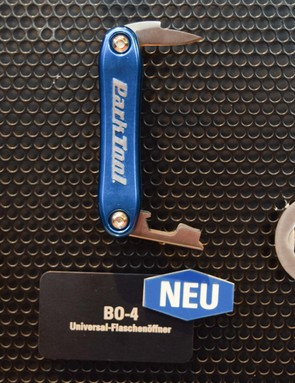 Bike mechanics are apparently beverage-obsessed. The BO-4 bottle opener will open all the things