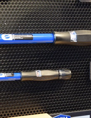 Two adjustable torque wrenchs cover all the range you'll need for bike fettling