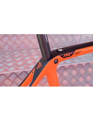 We're calling slick seat clusters a trend for 2017. The stays drop away sharply to expose as much seatpost as possible for maximum compliance