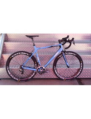 The Revelator M13 goes to the opposite extreme, and looks mighty sharp in team blue