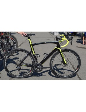Ridley's recently launched Noah SL Disc