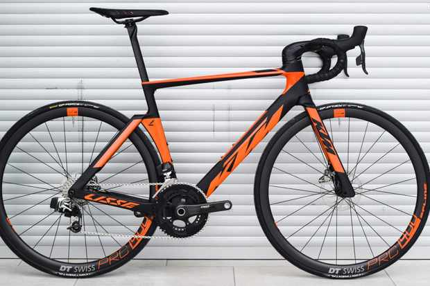 The radical looking KTM Revelator Lisse was shown off as a concept last year, and now it's a fully-fledged bike