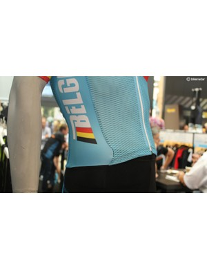 Okay, maybe the clothing won't turn you into an Olympian, but the hot-weather skinsuit uses the modern jersey-top design popularized by Castelli's San Remo clothing