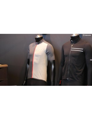 Ashmei has merino-blend and polyester styles