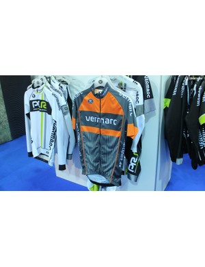 Belgian brand Vermac has a new custom jersey, the Sportline Aero, which features pro-level PR.R construction at a better price