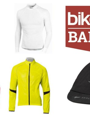 Winter kit galore! Keep warm and dry during the coming, inclement months