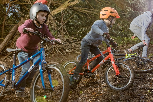 The new HOY Bikes range of kids' bikes