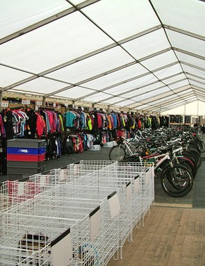 Evans Cycles holding massive stock clear-out