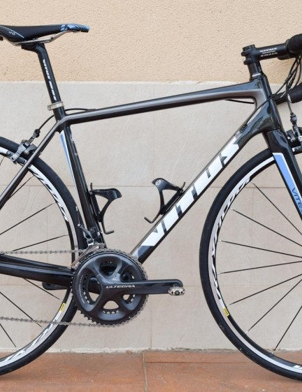 The Vitus Vitesse Evo is a pro bike you can afford (probably)