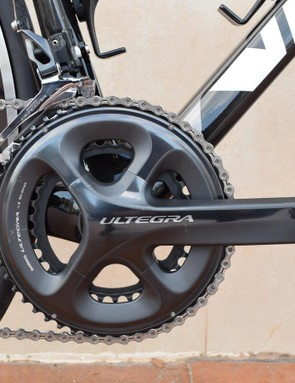 The Evo offers an impressive spec for the money, with quality Shimano Ultegra components even on the cheapest model
