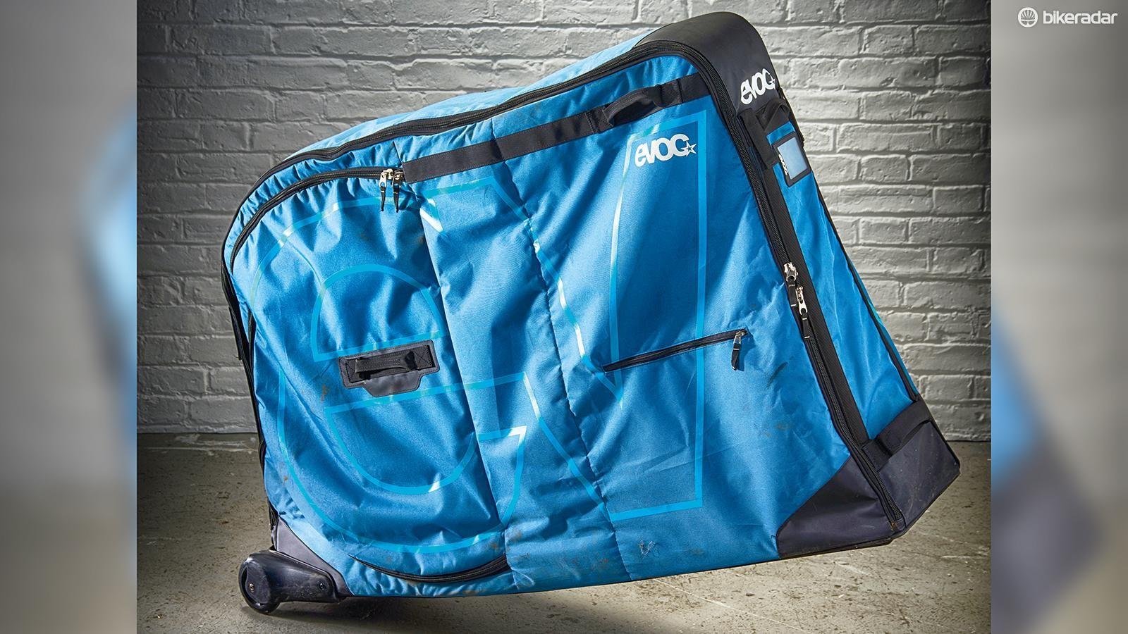 Evoc's Bike Travel Bag
