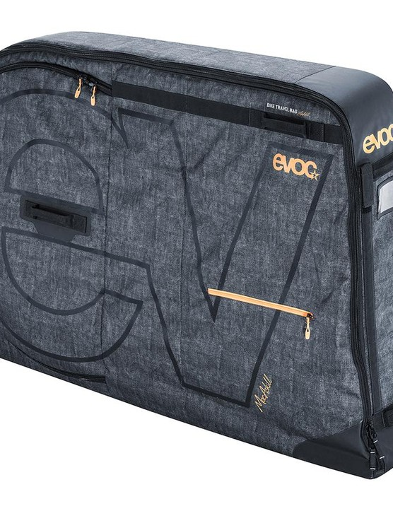 Evoc's Bike Travel Bag is a tried and trusted design, and this special edition doesn't disappoint