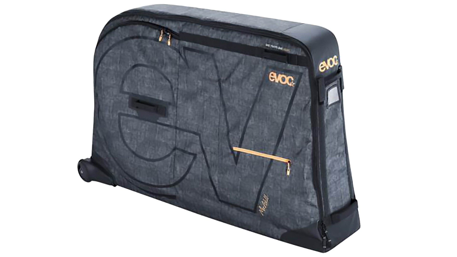 For the travelling mountain biker, an Evoc bikebag is a practical gift that also happens to look pretty cool too