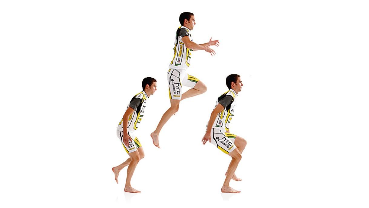 Do six reps per leg per set and do three sets