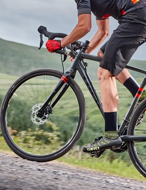 The TLRs tubeless-ready wheels are robust and versatile