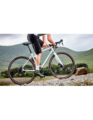 The Sequoia offers a pretty close fit to a conventional road bike