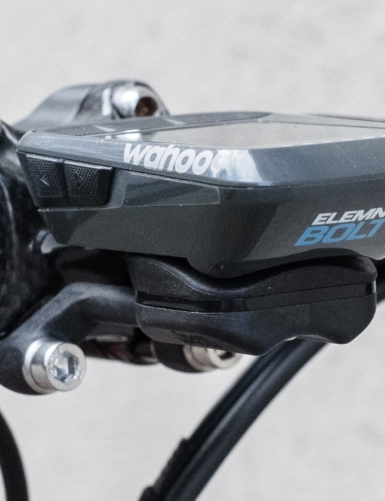 The F3 FormMount is the neat solution to mounting your bike computer that you've been looking for