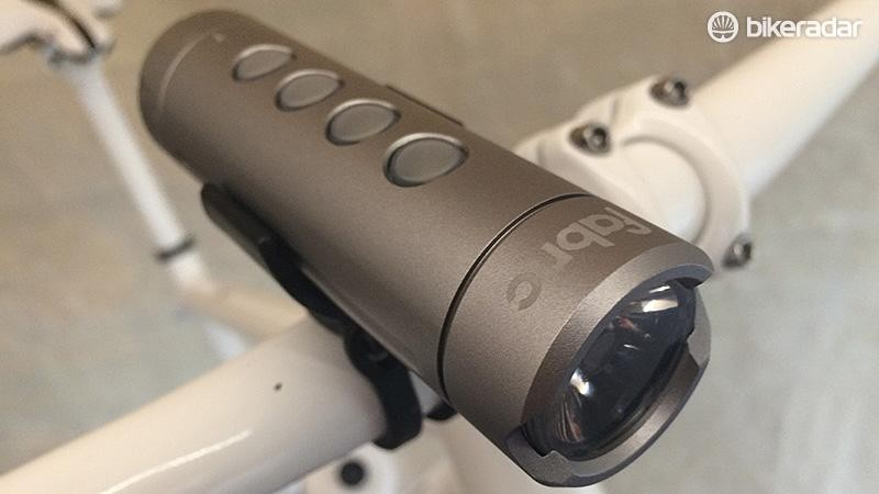 The big daddy of Fabric's new lights is the 500 lumen rated FL500