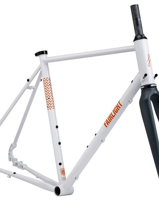The Straen is also available as a frame set and comes in at £899