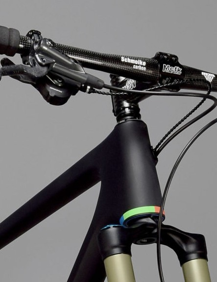Fair Wheel Bikes' Open One+ build features some very expensive components