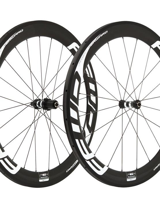 Get some go fast, tubular carbon wheels