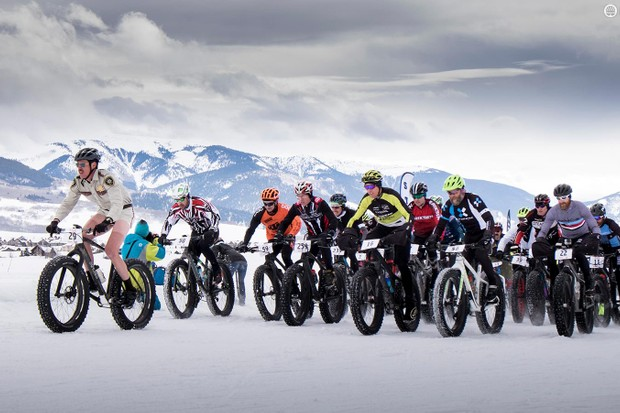 Crested Butte, Colorado, played host to the first Fat Bike World Championships
