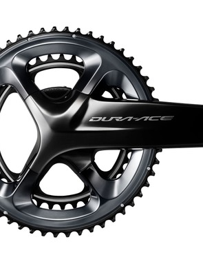 Shimano FC-R9100-P power meter chainset