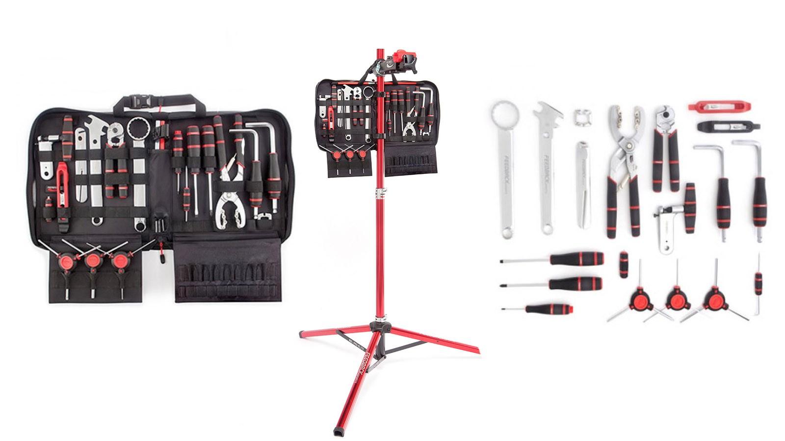 Feedback Sports Team Edition toolkit will make last-minute repairs a bit less stressful
