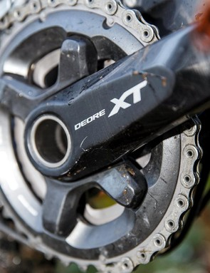 Two-by groupsets still come in handy on steep climbs, even if they're out of fashion