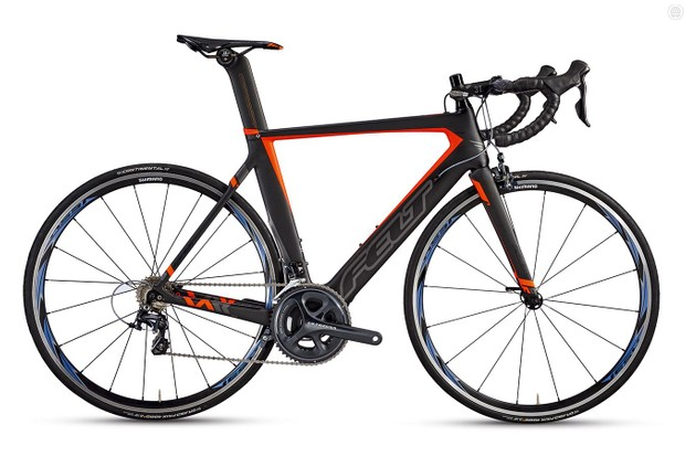 Felt's AR3 may be a slightly long-in-the-tooth formula, but it's still a fine bike