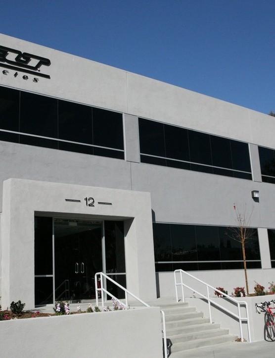 Felt Bicycles - Irvine, CA headquarters.