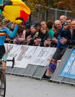 Femke Van den Driessche denied any knowledge of the motor that was found in her bicycle at the UCI Cyclocross World Championships in January 2016