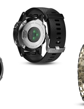 The Fenix 5S is designed to better accommodate petite wrists