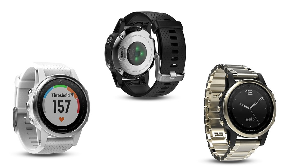 Garmin announces Fenix 5 and new apps from Trek, Gu and more - BikeRadar