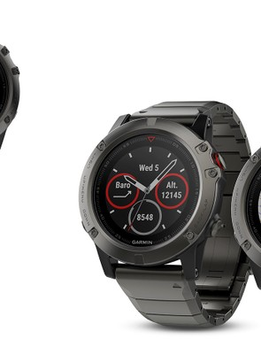 The Fenix 5X comes with preloaded topographic maps and navigation functions too
