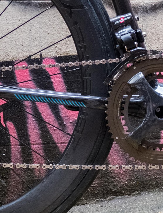 Campag's EPS really is the forgotten electronic groupset