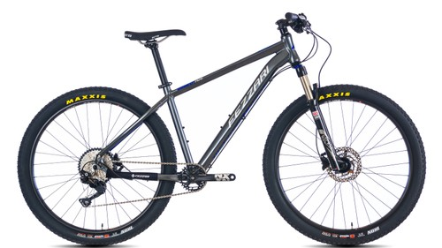 a7ccded7e44 Fezzari 27.5in Wasatch Peak comes ready for XC action with a light alloy  frame,