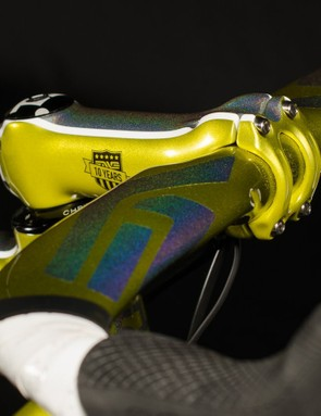 There will be lots of custom paint jobs, like this one on a Fifty One Bike