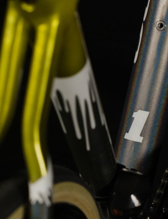 A very limited run of only ten bikes will be available worldwide