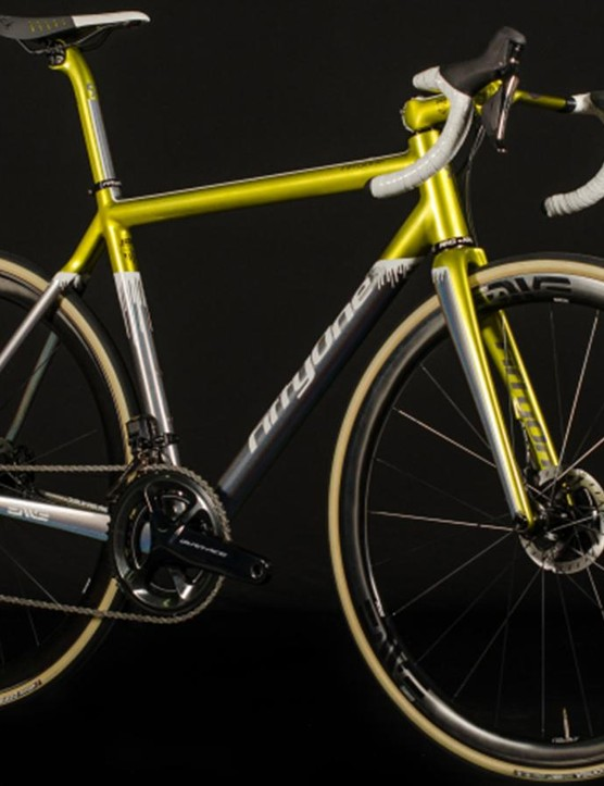 Enve celebrates its 10th birthday with a collaboration with FiftyOne