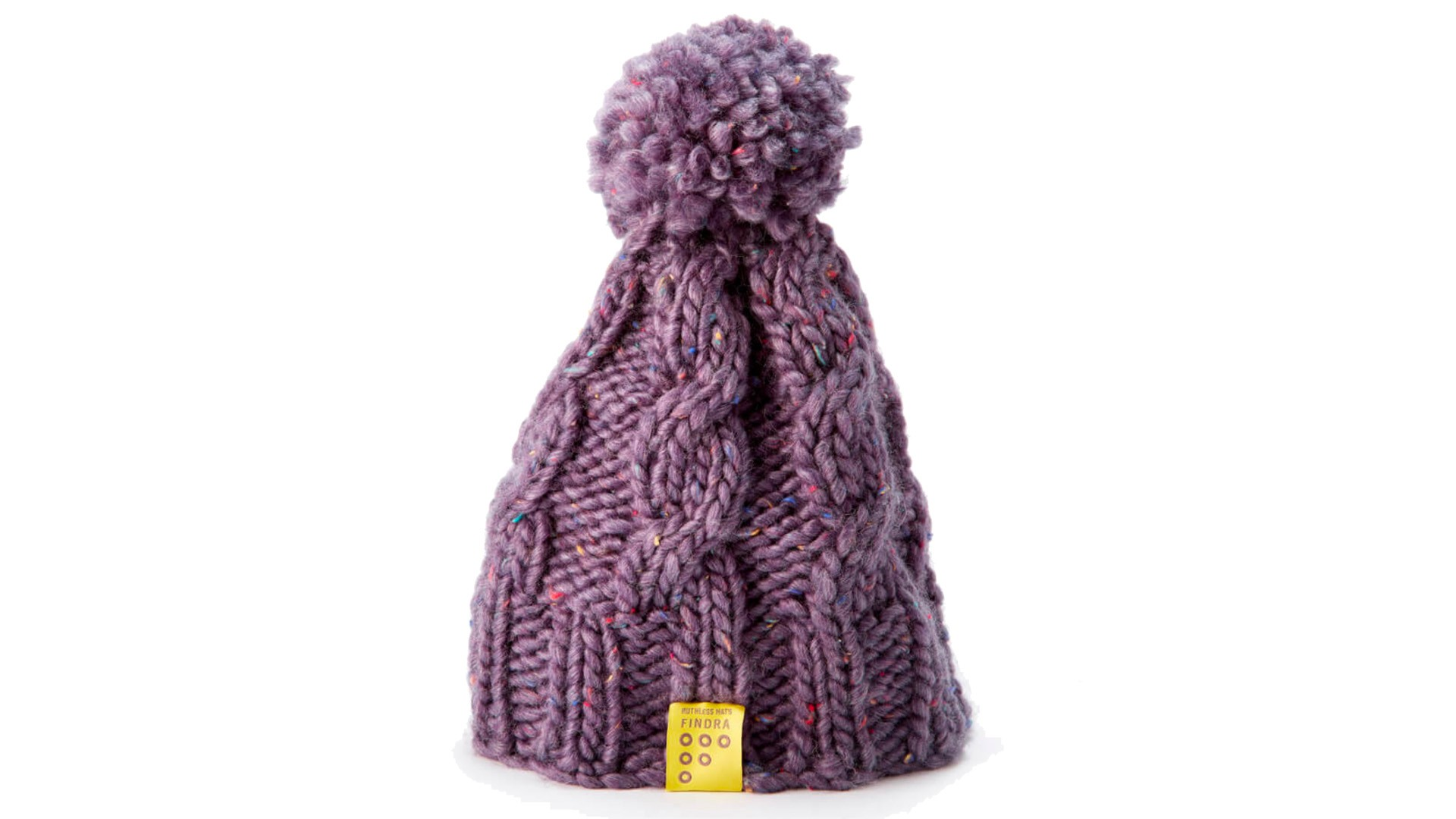 A super-snug post-ride beanie from Findra
