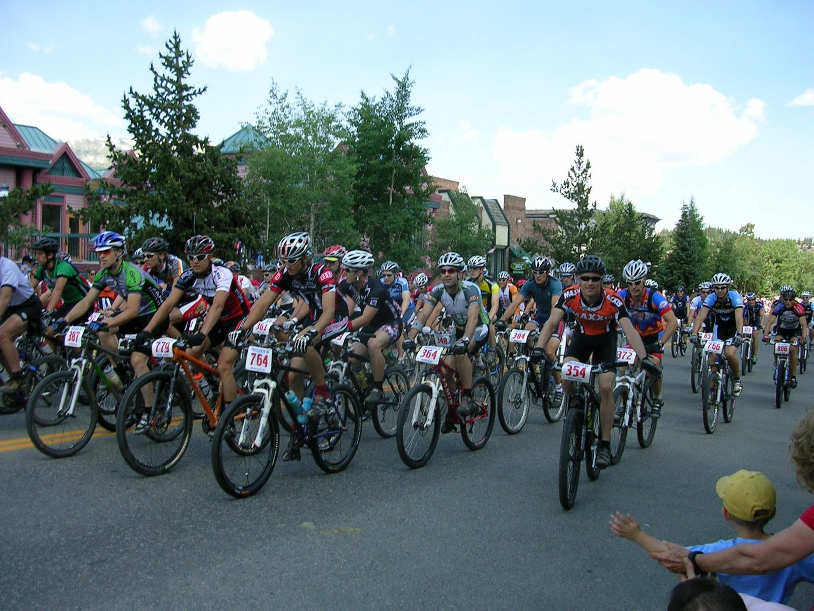 The 2007 Firecracker 50 was fast and furious.