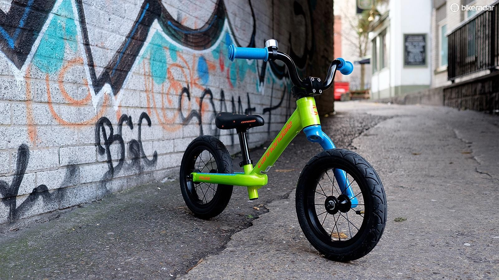 b0d08613538 You can now buy a balance bike with a Lefty fork - BikeRadar