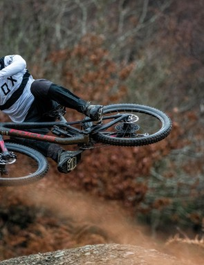 MBUK's first ride on the Focus Sam 9.9. Check out the mag for initial impressions